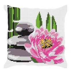kit coussin demi point lotus