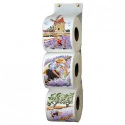 kit a broder range papier toilette  les lavandes