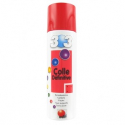 colle definitive 303 en spray 250 ml