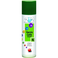 vernis colle spray granite 250 ml