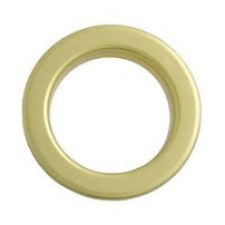 anneaux a clipser 38 mm metal dore brass 25 pc