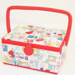 grande boite a couture rectangulaire haby days
