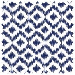 sac a ouvrage tricot 42x15x175 cm scribble diamond