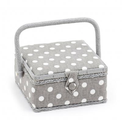 Boite couture et rangements petite boite couture polka - Boite a couture gifi ...