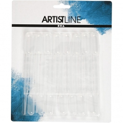 pipette en plastique 15 pieces