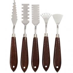 spatulescrantes17 21cm5pices