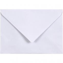 enveloppe115x16cm10pcesblanc