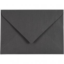 enveloppe115x16cm10pcesnoir
