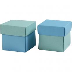 botemonterbicoloreturquoise55x55cm