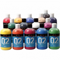 peintureacryliquemata color15x500ml