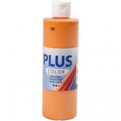 pluscolorpeintureacrylique250gcitrouille