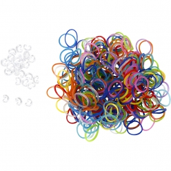 elastiquesrainbowloomassortimentjelly600pices