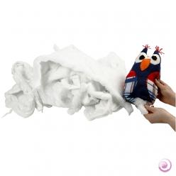 residus de ouatage polyester de rembourrage 3kg