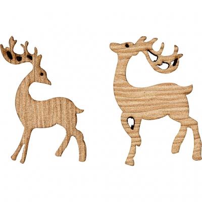 d coupe bois rennes 50x30mm 6 pi ces creativ company. Black Bedroom Furniture Sets. Home Design Ideas