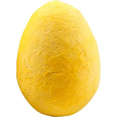 oeufs en ouate jaune 25 mm 15 pieces