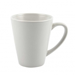 Lot de 12 Tasses en porcelaine 10 cm
