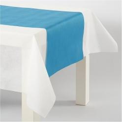 chemindetablepapierturquoise35cm10m