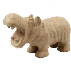 hippopotame 18 cm