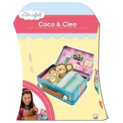 kit feutrine valisette coco et cleo
