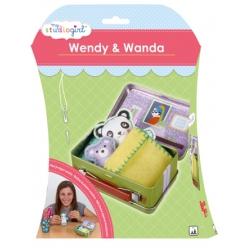 kit feutrine valisette wendy et wanda