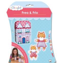 kit couture feutrine maison de frea et frio