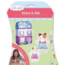 kit couture feutrine maison de kiara et kiki