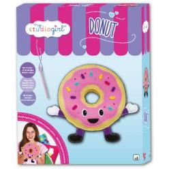 kit feutrine a coudre monsieur donut