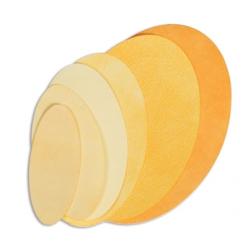 framelits die sizzix  ovales