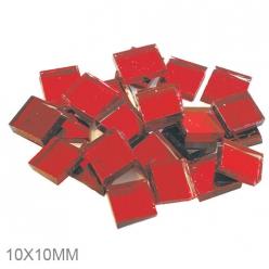 mosanquemiroirrouge10x10mm