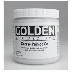 mortier pierre ponce grains moyens 236 ml coarse pumice gel