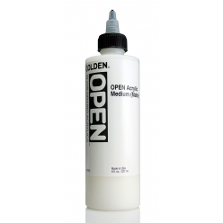 openacrylicmedium matte236ml
