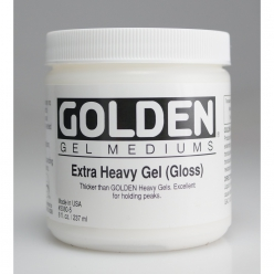 gel de structure forte densite brillant golden 236 ml