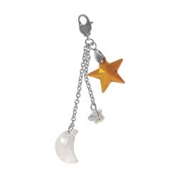 kit porte cle crystal starsetmoon