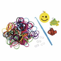 Fashion Loom Bandz Charm Kit