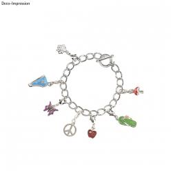 braceletavecfermoirrond