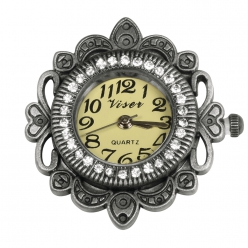 horlogemtalavecborddco3cm