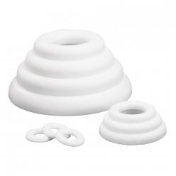 anneaux plats en polystyrene de 75 35 cm