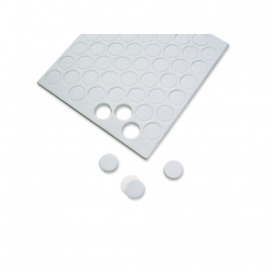 points adhesifs 6 mm o