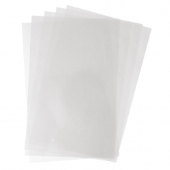 kit feuilles protectrices pour resine d inclusion