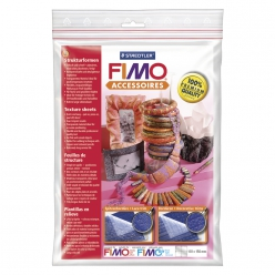 Plaque structure Fimo Dentelle/Ornement