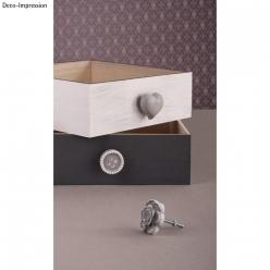 kit creatif pommeaux decoratifs en beton