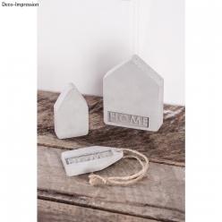 kit creatif 2 maisons de beton