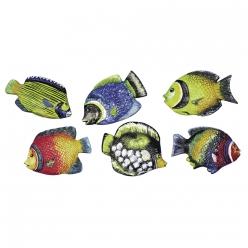 moule poissons 9 cm