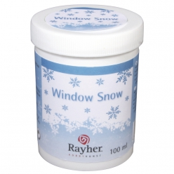 pate de texture window snow 100 ml