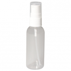 flacon vaporisateur transparent 50ml