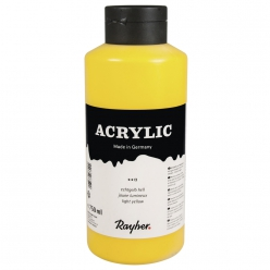 acrylicpeinturedartisteenflaconde750ml