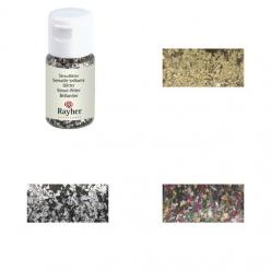 semaille brillante 10ml gros grain