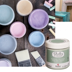 peinture effet craie chalky finish 118 ml