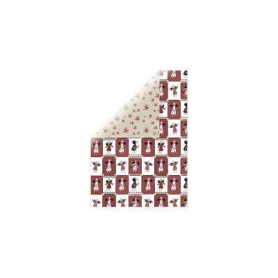carton de bricolage messagers du ciel  50x70cm