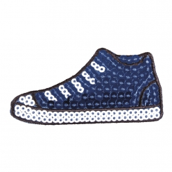 motif thermocollant sneakers